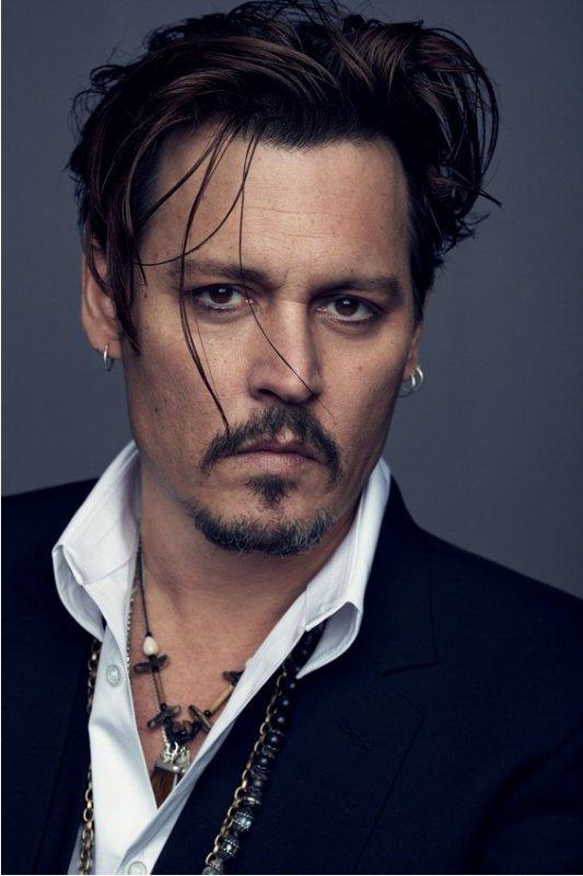 Johnny Depp nouvelle égérie Dior!