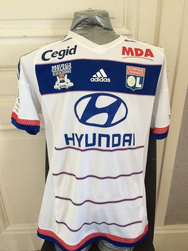 Maillot Olympique Lyonnais Jordan FERRI