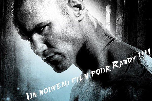 Randy dans un nouveau film :)