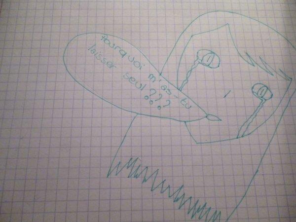 manga dessiner en sciences par moi