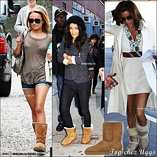 """Rubrique : Mode Les bottes fourrés appelées """"Uggs"""" vont vous faire craquer, ou pas.."""