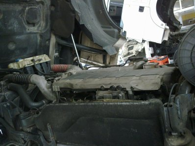 El motor del tga 440