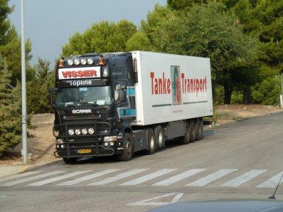 Scania chulo