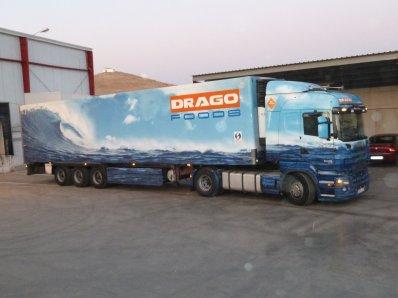 Scania marinero.