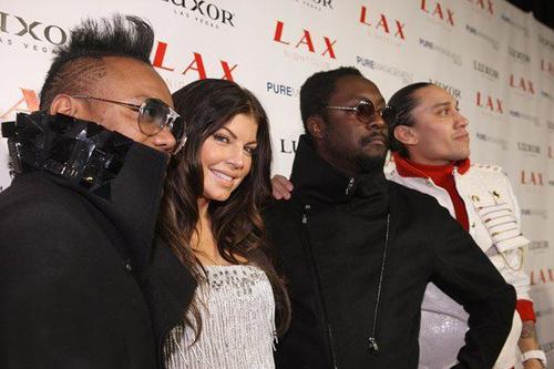 Les Black Eyed Peas seront donc sur la scène du Super Bowl XLV, le 6 février prochain