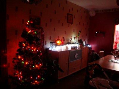 1er décembre illuminations commencées!!!