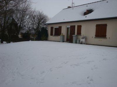 neige du dimanche 5 février 2012