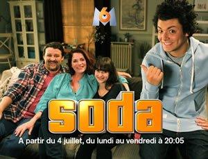 Soda serie avec Kev adam's