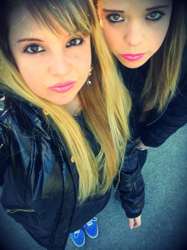 Melissa & Moii <3