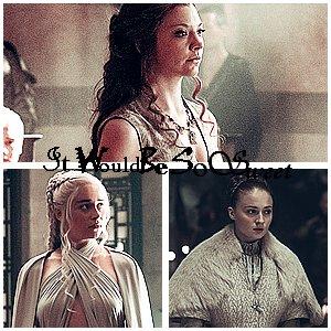 THEORIE/META ۞ La Prophétie de Maggie la Grenouille : le Valonqar & la reine plus belle et plus jeune ou la fin de Cersei Lannister (Théories & prédictions pour la saison 8 de Game of Thrones & The Winds of Winter/A Dream of Spring)