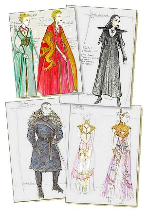 EVENEMENT ❧ Michele Clapton récompensée pour son travail dans Game of Thrones
