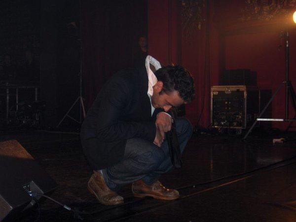 Damien Saez le Magnifique, chronique de l'album Messina