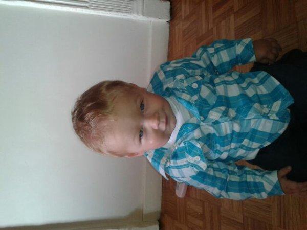 Mon Fils Mon Bonheur #