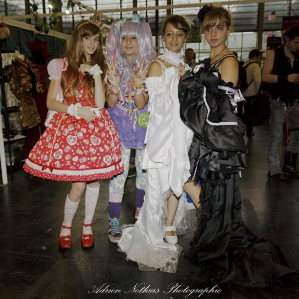 Cosplay Japan Expo