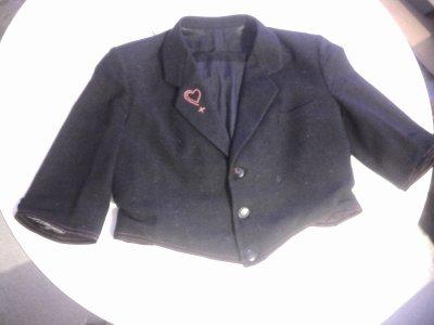 Besoin d'une petite veste?