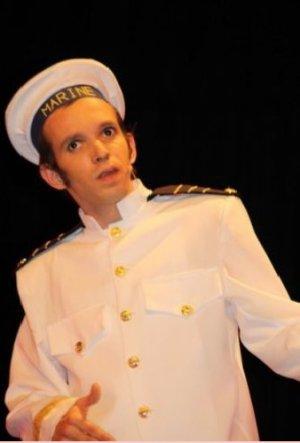 6 Février 2010 : 3ème participation de Mïcky dans une comédie musicale