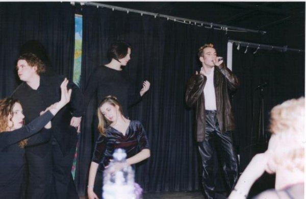 2001 :Mïcky chante savoir aimer