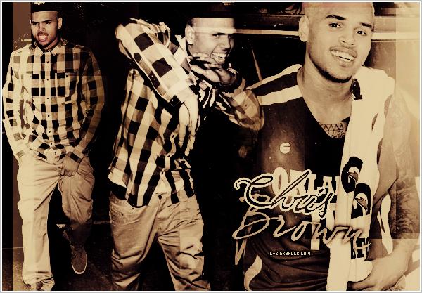 . Bienvenue sur C-B ta source pour suivre toute l'actualité de Chris Brown ! .