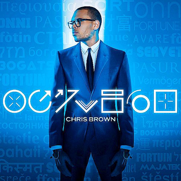 . Voici la pochette du 5eme Album de Chris  « FORTUNE ».  (Prévu pour le 8 Mai 2012)
