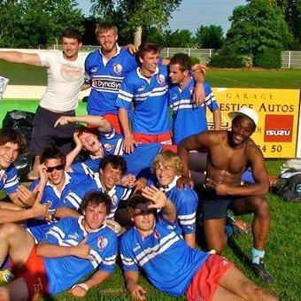 Champion au rugby à 7