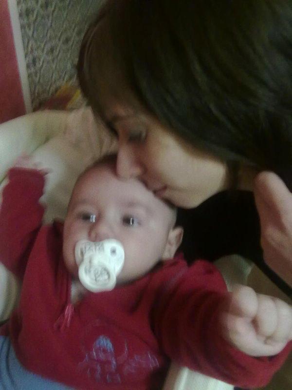 ma fille kelly et son baby calvin sept 2010 a janvier 2011
