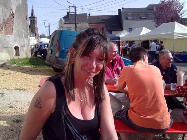 avril 2011 a la brocante a sainte marie sur semois