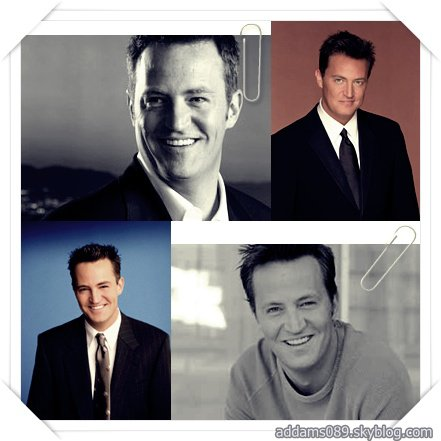 Friends : Chandler Bing.