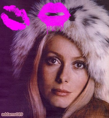 Biographie de Catherine Deneuve.