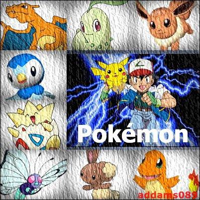 Souvenirs d'enfance : Pokémon !