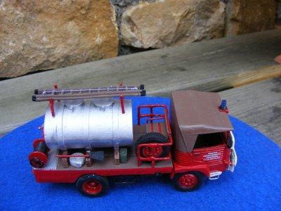 Simca Cargo 4x4 CCF