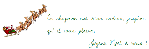 Chapitre 1, Départ