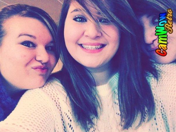 Parce que j'ai les meilleurs amis du monde.❤