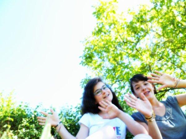 Meilleure amie, pour la vie.♥♥