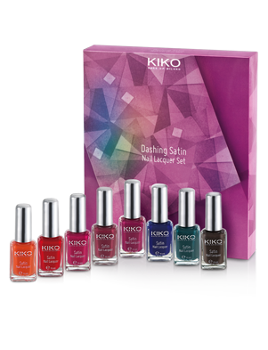 La marque beauté : Kiko.