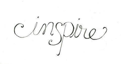 Inspire.♥