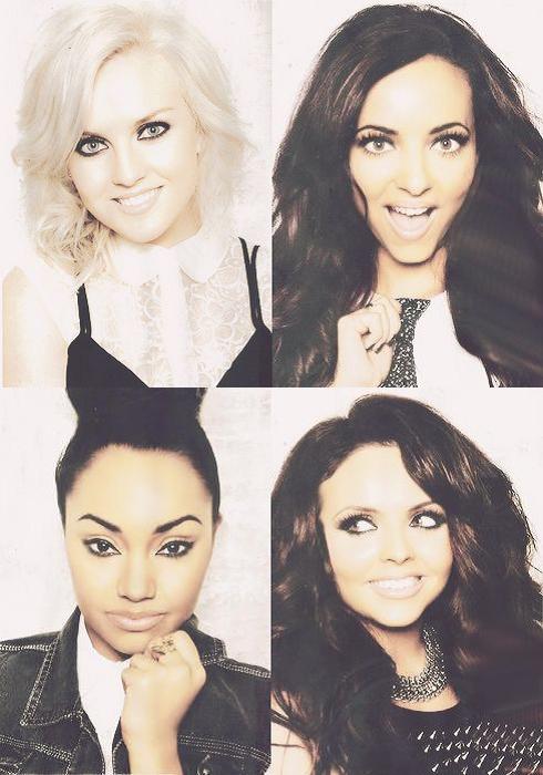 Little Mix - Photos Coup De Coeur