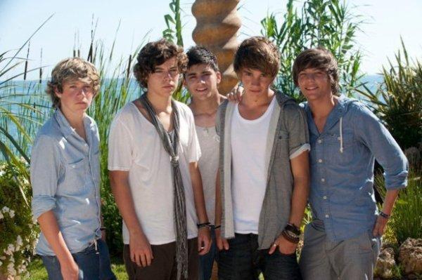Happy Birthday One Direction