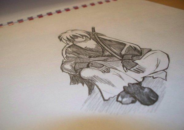 J'aai une paassion daans laa vie, et c'est le dessin ~ ♥ ~