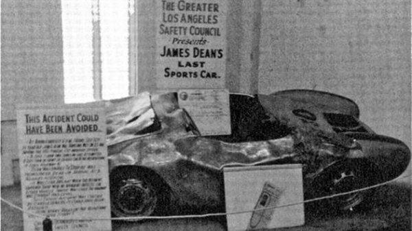 """James Dean: """"Little Bastard"""" la Porsche maudite (3ème partie)"""