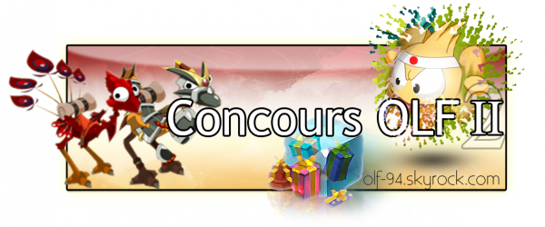 CONCOURS OLF II