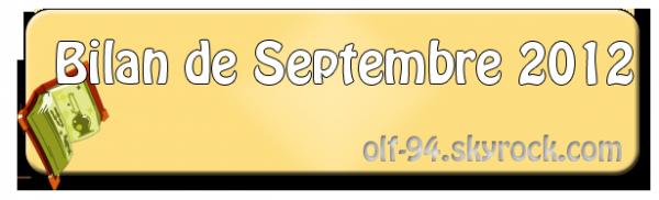 BM de Septembre 2012/New's