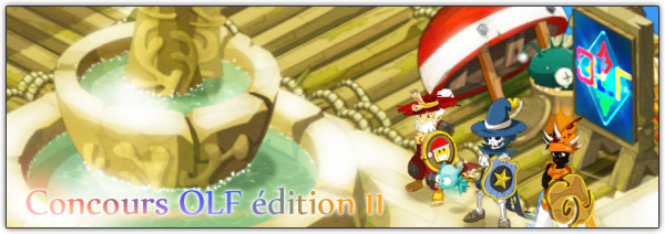 Concours OLF édition 11