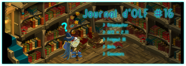 Journal d'OLF #16