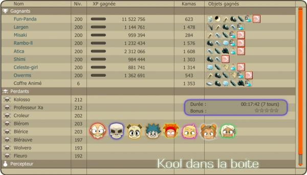 BD 27 : Kool dans la boîte !