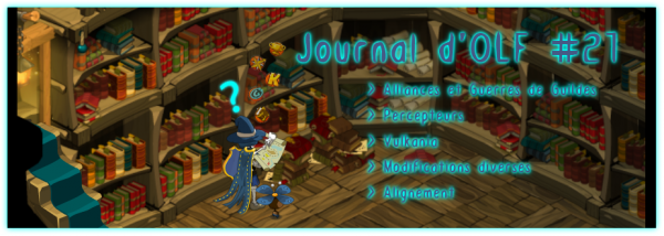 Journal d'OLF 21 !