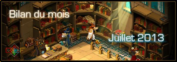 BM de Juillet 2013 / Résultat du Concours 14 - New's