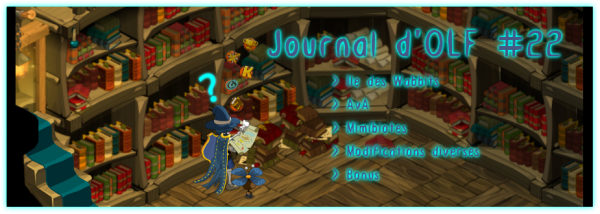 Journal d'OLF 22 !