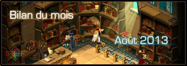BM d'Aout 2013 // New's Fraîche, enfin !
