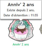 2 ans déjà, merci !
