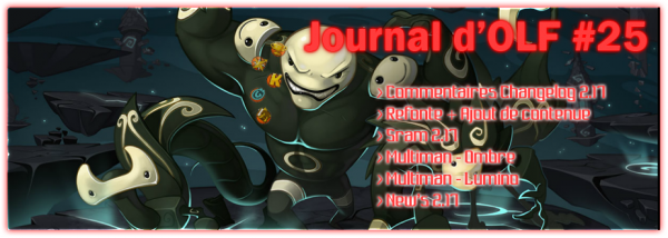 Journal d'OLF #25